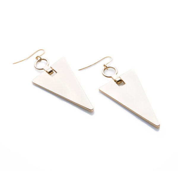 gold-earings-triangles